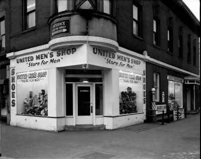 United Men's Shop for Grand Rapids Times