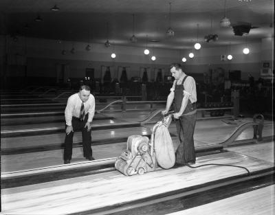 20th Century Bowling Alley