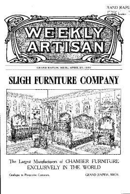 Weekly Artisan, April 23, 1910
