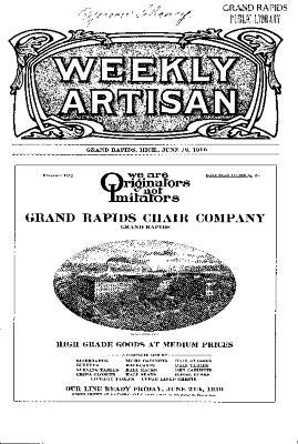 Weekly Artisan, June 18, 1910