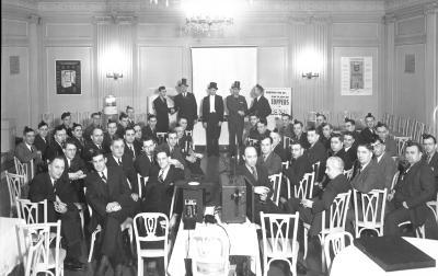 General Electric dealers at Rose Hotel