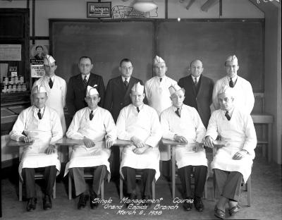 Kroger Management Class