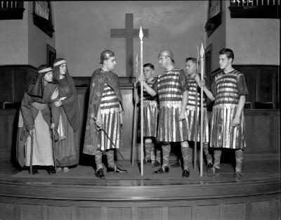 Bethany Reformed Church play cast