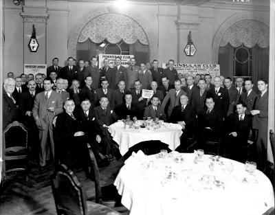 Peninsular Club Membership Drive party