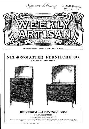 Weekly Artisan, February 5, 1910