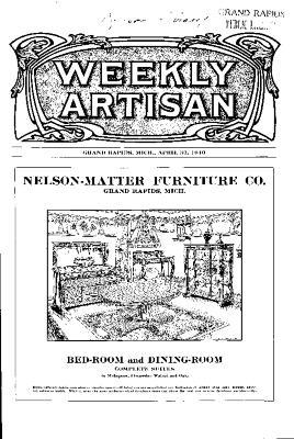 Weekly Artisan, April 30, 1910