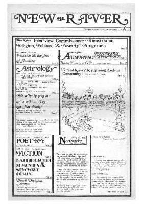 New River Free Press, January, 1976