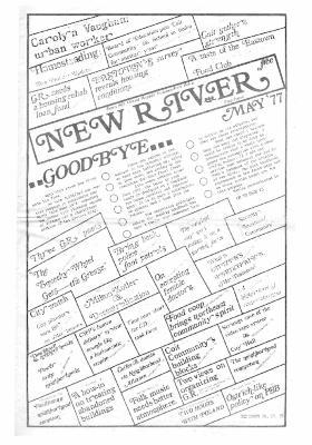 New River Free Press, May, 1977