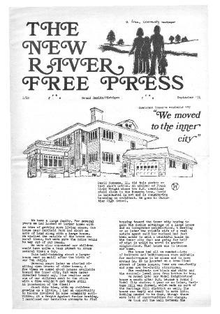 New River Free Press, September, 1974