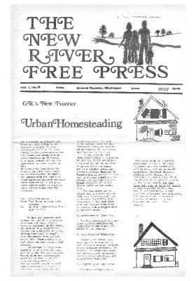 New River Free Press, May, 1974
