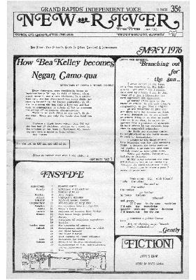 New River Free Press, May, 1976