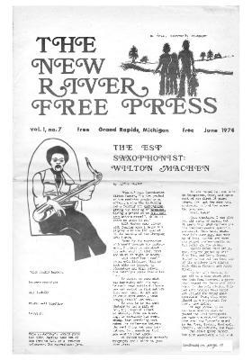 New River Free Press, June, 1974