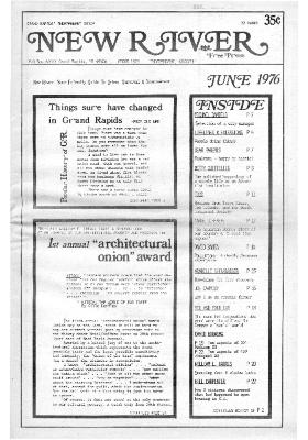 New River Free Press, June, 1976