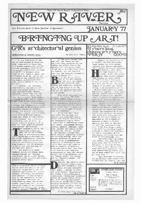 New River Free Press, January, 1977
