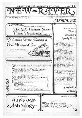 New River Free Press, April, 1976