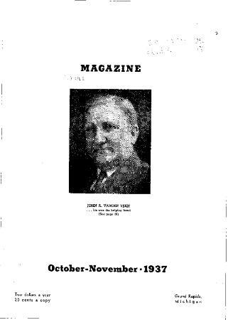 Fine Furniture, October 1937