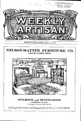 Weekly Artisan, May 7, 1910