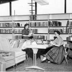 Ottawa Hills, librarian and clerk