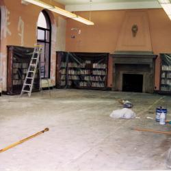 West Side branch, 1990s renovation