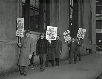 Michigan Bell Telephone Company, strike