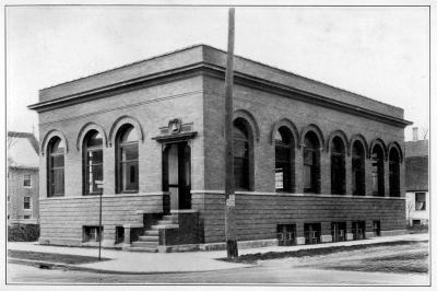 Original West Side branch
