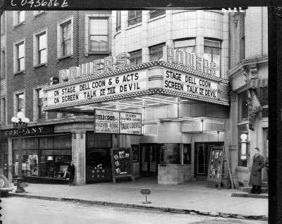 Powers Theatre