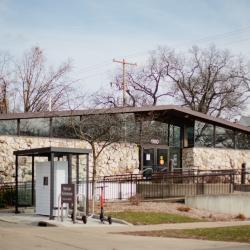 Ottawa Hills branch library exterior