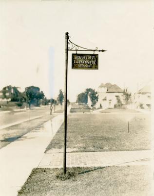 Ottawa Hills, Sign