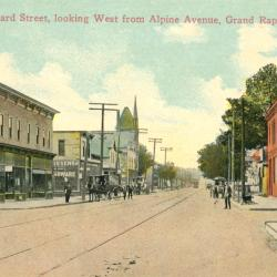 West Leonard Street View