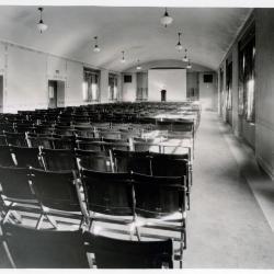 West Side branch, auditorium