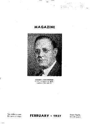 Fine Furniture, February 1937