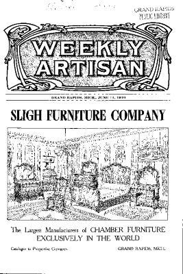 Weekly Artisan, June 11, 1910