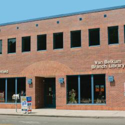 Van Belkum branch of the Grand Rapids Public Library