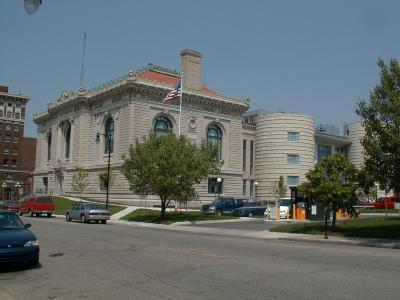 Main branch, 2003 renovation