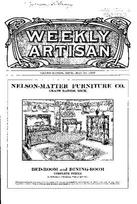 Weekly Artisan, May 21, 1910