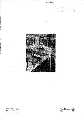 Fine Furniture, May 1936