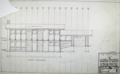 The Built-Moor Straight