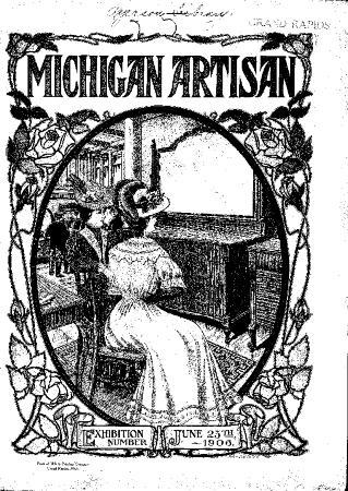 Michigan Artisan, June 25, 1906