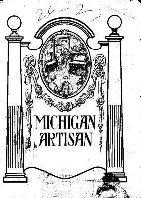 Michigan Artisan, July 25, 1905