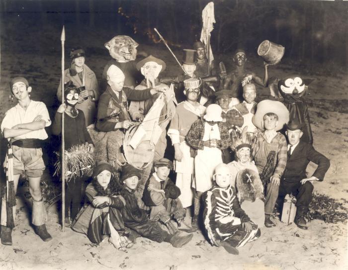 Boy Scout Halloween