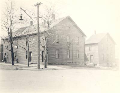 Old Christian Reformed Church.