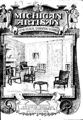 Michigan Artisan, December 25, 1906