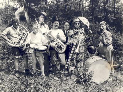 Boy Scout Band