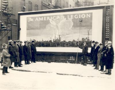American Legion Billboard
