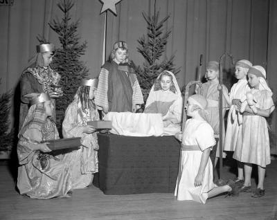 Aberdeen School Christmas Play