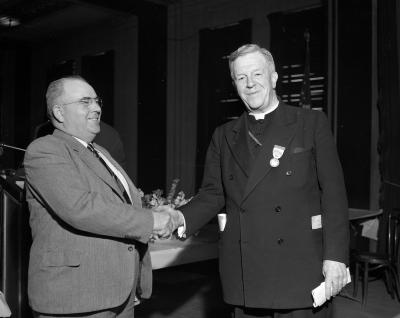 American Federation of Labor, Convention Officers, Bishop Haas, etc.