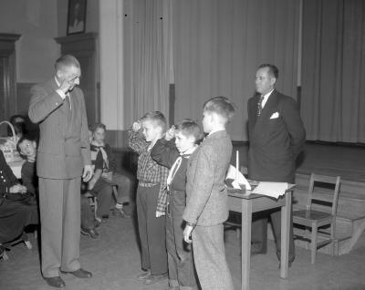 Aberdeen School Cub Scouts