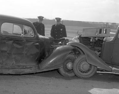 Accident, Reservoir Park