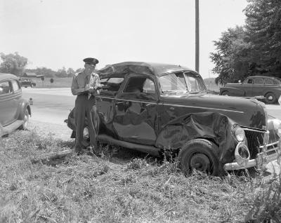Accident, Cascade Road at E. Beltline SE