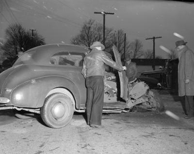 Accident, Belmont Crossing